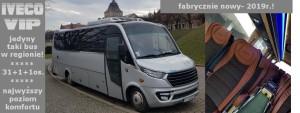 nowy autokar Toruń
